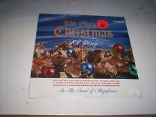 LP<<101 STRINGS<<THE GLORY OF CHRISTMAS  **FACTORY SEALED**   #147