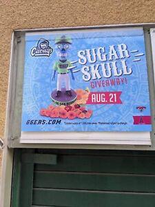 Pre Sale: Inland Empire 66'ers SGA 8/21/21 Sugar skull. Los Angeles Angels. NIB