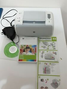 HP Photosmart A1310 Compact Digital 4X6 Photos Inkject Printer