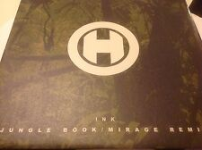 "DJ Ink-Jungle Book/Mirage Remix 12"" Vinyl Drum and Bass Renegade Hardware Raiden"