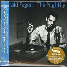 DONALD FAGEN-THE NIGHTFLY-JAPAN MINI LP CD F56