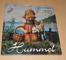Hummel Figuren Wandkalender 2011 Größe 30x30cm