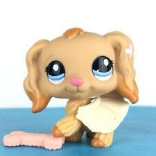 Authentic Littlest Petshop 1716 Dog Spaniel Cocker / Chien Epagneul LPS Pet Shop