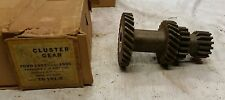 1932-1935 Ford cluster gears model, B 18, 40, 46, 48, 50 B7713 pass  commercial