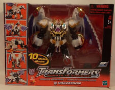 Transformers Robots in Disguise Galvatron With 10 Modes Transformation Hasbro