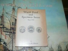 Hosch, Charles R - World Proof and Specimen Issues Since 1950