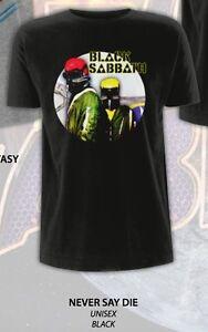 BLACK SABBATH Never Say Die Shirt