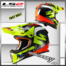 Ls2 Mx437 Fast- Isaac Vinales Replica M Giallo Fluo