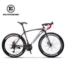 Road Bike 700C 27 Speed Racing Bicycle  bikes 49cm Sports Daul Disc Brake