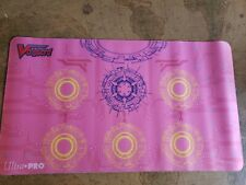 Ultra Pro Playmat || Pink || Cardfight Vanguard || Pre-owned