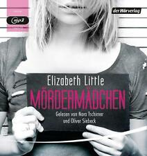 Little, Elizabeth - Mördermädchen - CD