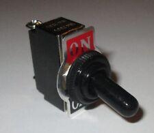 Einbau Geräte Kfz Schalter Netz Kippschalter 230 Nostalgie mit Schutzkappe OnOff
