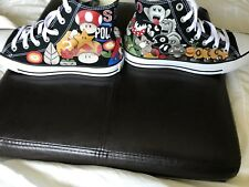 Converse All Star Custom Super Mario Bros Shoes Shoes Man Woman Unisex shoe