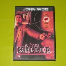 DVD.- THE KILLER - JOHN WOO - CHOW YUN-FAT