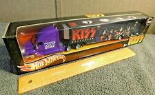 Hot Wheels Semi Truck Kiss Destroyer 2012