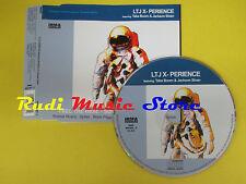 CD Singolo LTJ X-PERIENCE TAKA BOOM & JACKSON SLOAN Feel real no lp mc dvd (S12)