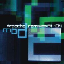 Remixes 81 04 - 2 DISC SET - Depeche Mode (2013, CD New)