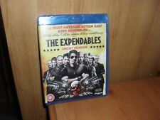 The Expendables - UNCUT VERSION (Blu-ray, 2010) SEALED