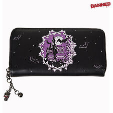 BANNED Secret Obession Wallet - Geldbörse Gothic Punk Rockabilly NEU