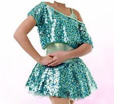 Plus Size Jazz Tap Dance Costume Adult L, XL