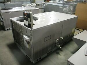Carrier Rooftop Unit 48TCEA06A2A5A0A0A0 5-Ton 208/230V 3Ph MFD: 2011 Used