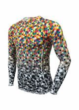 DeSoto Sport Men's Skin Cooler Long Sleeve Tri Top 2020 COLOR FADE XL *sold out
