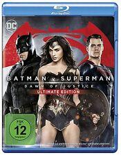 BATMAN V. SUPERMAN, Dawn of Justice (Blu-ray Disc, Ultimate Edition) NEU+OVP