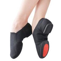 Women Jazz Shoes Latin Dance Shoes Salsa Samba Cha-cha High Heel Shoes Practice