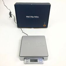 Stampscom 25lb Usb Postal Scale Model 2510 With Usb Cable Amp Plug In Box Postage