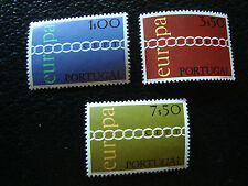 PORTUGAL - timbre yvert et tellier n° 1107 a 1109 n** (A21) stamp