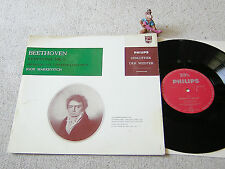 """BEETHOVEN Symphonie Nr. 5 MARKEVITCH ODCL NL 10"""" PHILIPS 610133 VR"""
