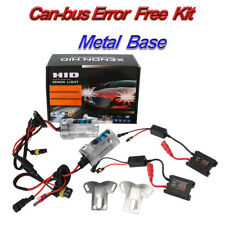 XENON HID CONVERSION KIT Can-Bus ERROR FREE H7 6000K 8000K With Metal Based UK