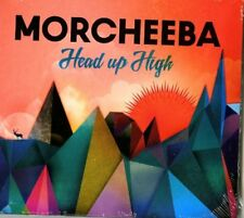 MORCHEEBA HEAD UP HIGH POP CD 2013 NEW