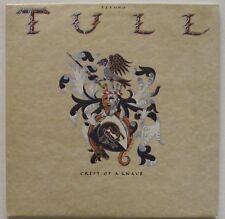 Jethro Tull: cresta de un lado (CDL 1590 A1/B2) Vinilo Lp; UK'87 1st Press. casi nuevo/Excelente