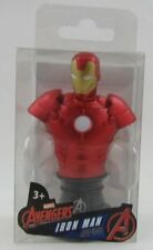 Marvel Avengers Iron Man Paper Weight Superhero Bust 3 Inches Tall
