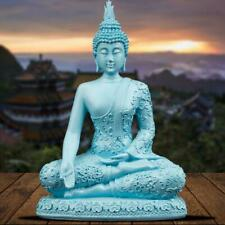 Feng Shui Resin Crafts India Buddhism Buddha Statue Home Decoration 20cm High
