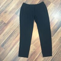 Eileen Fisher Womens Size S Small Black Slim Dress Pants
