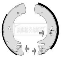 Borg & Beck Brake Shoe Set Shoes BBS6005 - BRAND NEW - GENUINE - 5 YEAR WARRANTY