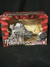 Transformers Revenge Of The Fallen STARSCREAM - Adult Owned Missing 1 Missile