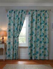 Cortinas color principal azul dormitorio infantil