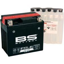 Bj 2014-2016 Motorrad Batterie YTX5L-BS GEL 12V Peugeot Kisbee 50 2T RS