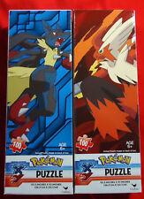 Pokémon X / Pokemon Y Puzzle Set 2x100 Teile - NEU