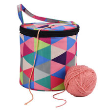 Tote Yarn Storage Bag Knitting Needle Bag Wool Yarn Crochet Bag Weaving Tool_AU
