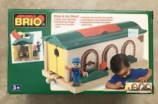 New Brio Stop and Go Shed 33530