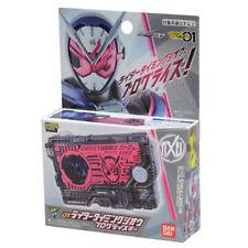 Bandai Kamen Rider Zero-One 01 DX Rider Timing Zi-O Progrise Key Henshin Toy