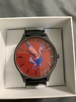 Andy Warhol Leather Watch - 45mm