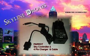 Parrot Genuine Sky controller 2 Charger, Cable & Plug