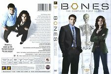 Bones: The Complete First Season DVD