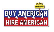 Buy American Hire American Donald Trump 2016 Sticker Decal Proud USA