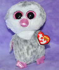 "TY 2016 Beanie Boo Claire's Exclusive Olive the penguin  6"" ~MWNMT~ VHTF"